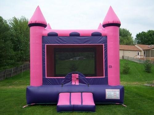 princess castle bounce house rental bouncepartysupplies.com