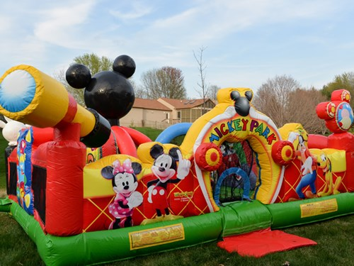 bounce party supplies bounce house rental mickey park bouncepartysupplies.com
