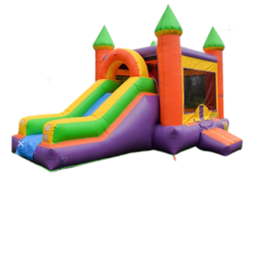 Wet or Dry Bounce Houses