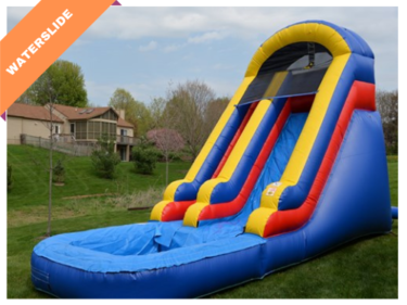 Bounce Party Suplies | 14 foot giant waterslide | bouncepartysupplies.com